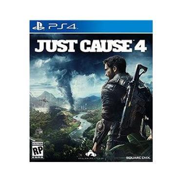 Jogo Just Cause 4 Playstation 4 Original Lacrado