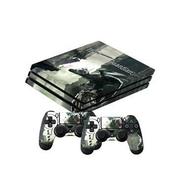 Skin PS4 Pro The Last Guardian