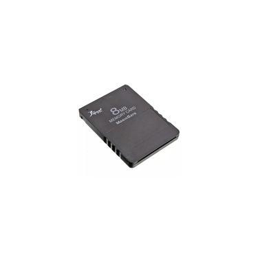Memory Card de 8 Mb Para Playstation 2 Ps2