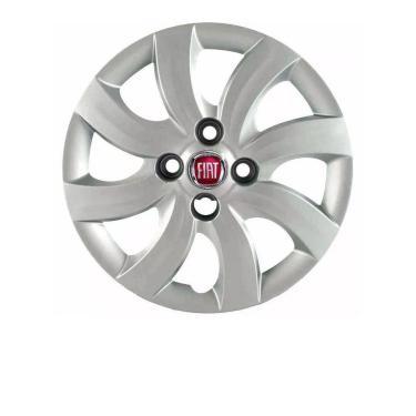 Jogo Calota Palio Attractive Aro14 Fiat Grid 4 peças