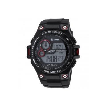 d7d3168bc432 Relógio Digital X Games XMPPD319 - Masculino - PRETO X-Games