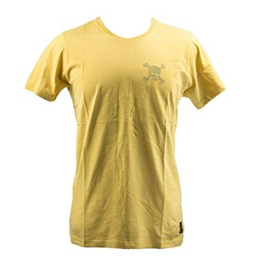 Camiseta Oakley Skull Sport 458020Br-87Q G Laranja/Queimado/Claro