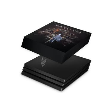 Capa Anti Poeira para PS4 Pro - Shadow of War