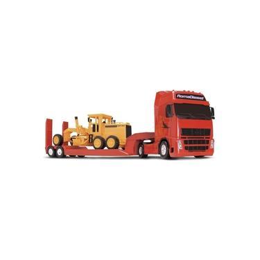 Imagem de Caminhão Com Motoniveladora Roma Diesel 80cm 1302 - Roma