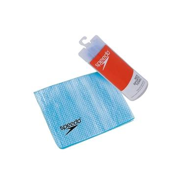 Toalha Speedo Natacao New Sports Towel Azul