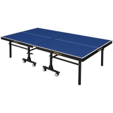 Imagem de Mesa de Ping Pong Dobrável 25mm Klopf 1008 - Unissex