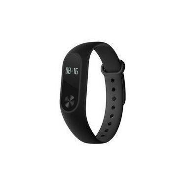 0663be6d9fe Relógio Xiaomi Mi Band 2 Smart Watch para Android iOS - Preto