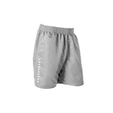 Shorts Fitness Masculino Rudel Sports Cinza