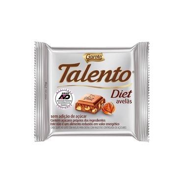 Chocolate Talento Diet 25g Emb. c/ 15 un. - Garoto