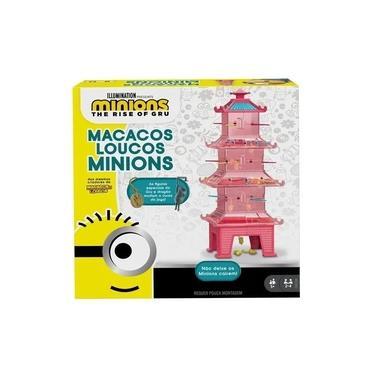 Imagem de Jogo Macacos Loucos Minions 2 Mattel - Gkc08