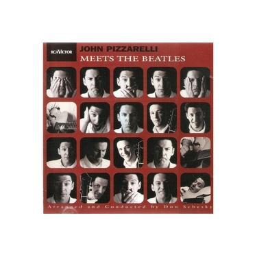 Cd John Pizzarelli - Meets The Beatles