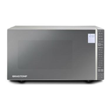 Imagem de Micro-ondas Brastemp 32l Inox C/grill E Painel - Bmg45arana