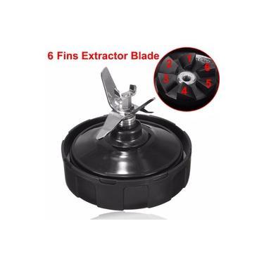 Liquidificador Peças Lâmina 6 Fin Para NUTRI NINJA BL450 Auto-iQ 900 w 1000 W BL480 BL481