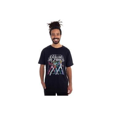 Camiseta CDZ Cavaleiros de Bronze