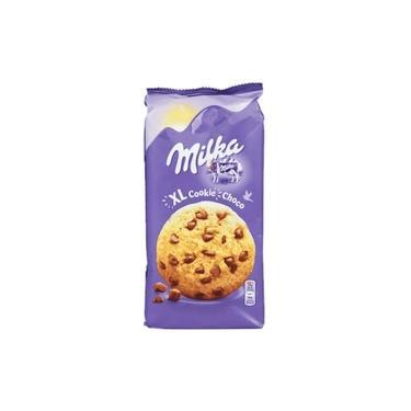 Biscoito Cookies Choco Xl Milka 184g Importado Alemanha