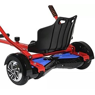 e04094912 Carrinho Para Hoverboard Skate Elétrico Smart Kart Original