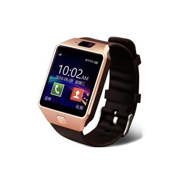 Dz09 Smartwatch Touchscreen Sport Smart Watch Relógio de pulso Masculino Feminino'S Watch