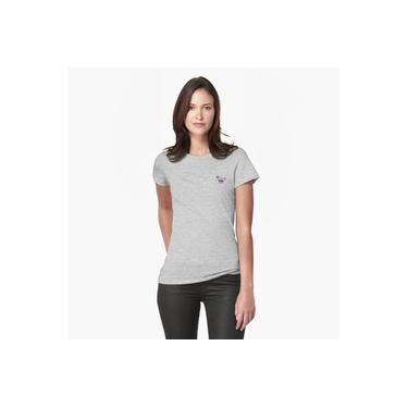 Camiseta Camisa Emblema Soda De Uva