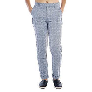 Calça alfaiataria social feminina roupa Loba Lupo 41867