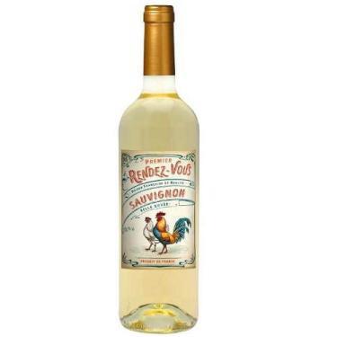 Vinho Premier Rendez-Vous Sauvignon Blanc 2017