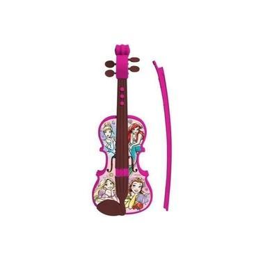 Imagem de Violino Musical Princesas Disney Toyng