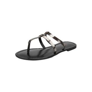 90c110c55 Sandália Rasteirinha Anacapri | Moda e Acessórios | Comparar preço ...