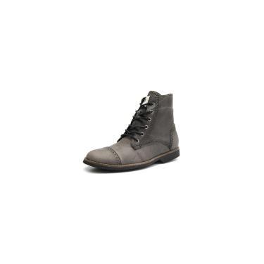 Bota Casual Masculina Shoes Grand 56160/2 Chumbo  masculino