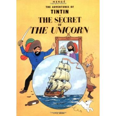 The Secret Of The Unicorn - The Adventures Of Tintin - Hergé - 9780316358323