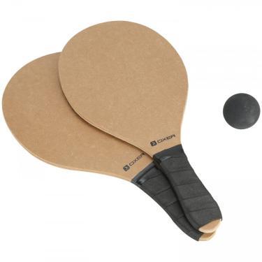 Kit de Frescobol Oxer Selado com Raquete + Bola Oxer Unissex