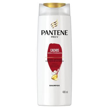 Shampoo Pantene Pro-V Cachos Hidra-Vitaminados com 400ml 400ml