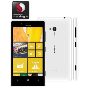 Nokia Lumia 720 -windows Phone 8, 6.7mp, 8gb, Dual Core 1ghz