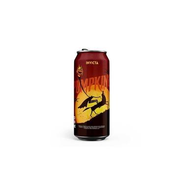 Cerveja Invicta Pumpking Lata 473ml