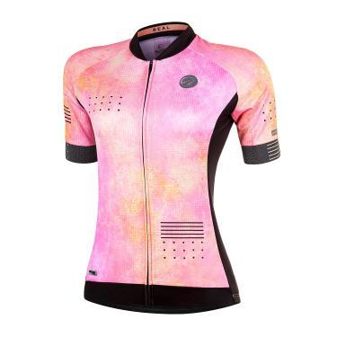 Camisa Mc Feminina, Mauro Ribeiro Sports, Real Pink M, Rosa