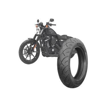 Pneu Moto Harley Iron 883 Technic Aro 16 150/80-16 77h Traseiro Iron