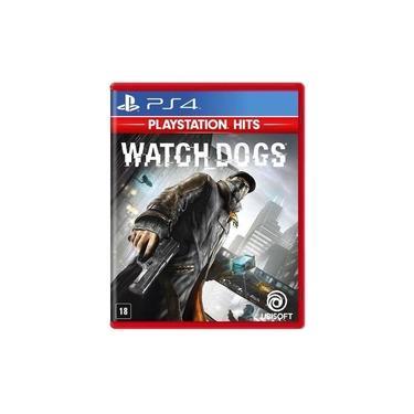 Watch Dogs - PS4 (Dublado em Português)