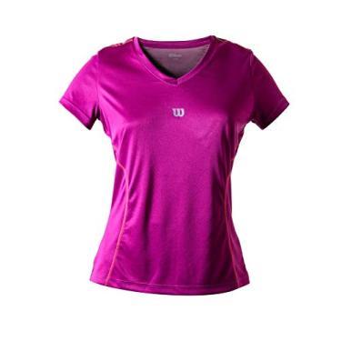 Camiseta Wilson Feminina - Performance II Ss