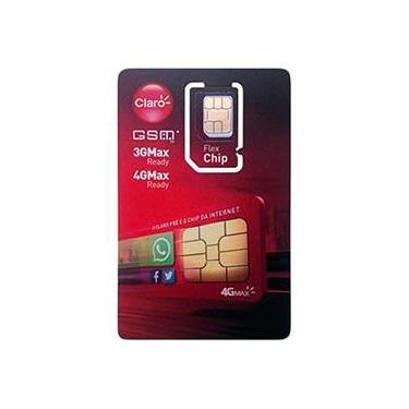 Chip Claro 128kb Aac006 Triple 4G