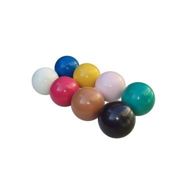 Bola de Sinuca Bilhar Snooker 54 mm 8 Peças Coloridas BM