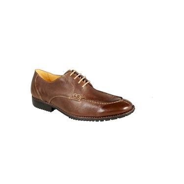 Sapato Social Masculino Derby Sandro Moscoloni Dumont Marrom