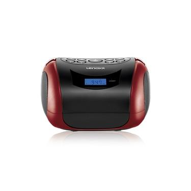 Rádio Portátil Lenoxx FM MP3 Display Digital - Bluetooth BD 150 Boombox