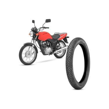 Pneu Moto Cg 125 Technic Aro 18 2.75-18 42p Dianteiro Sport Tl