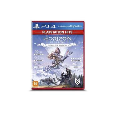 Jogo Horizon Zero Dawn Complete Edition Hits para PS4
