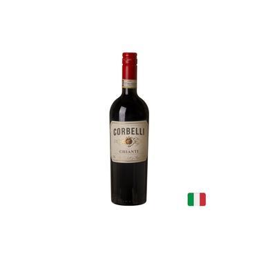 Vinho Italiano Corbelli Chianti Docg Tinto 750ml