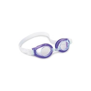 Imagem de Óculos Para Natação Infantil Aquaflow Play Intex Roxo