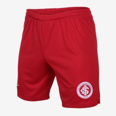 Shorts Nike Internacional 2018 19 Torcedor Masculino a6d60153e9d37