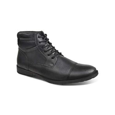BOTA DRESS BOOT MASCULINA SANDRO REPUBLIC GRAJAÚ (40, Preto)