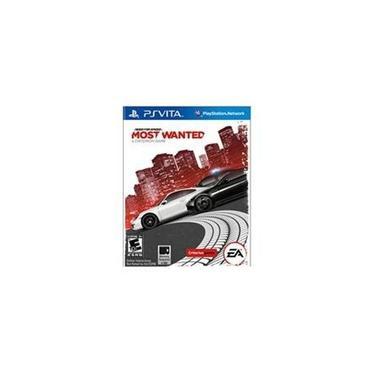 Jogo Novo Lacrado Need For Speed Most Wanted Ps Vita