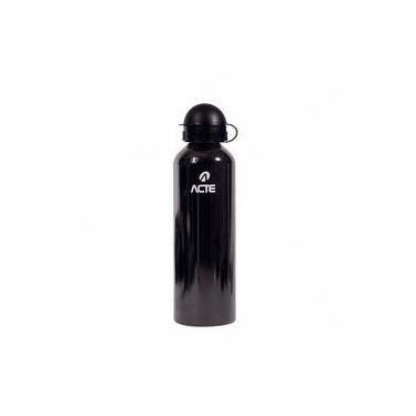 Squeeze Alumínio Acte Sports Preto 750 Ml