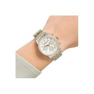 Relógio de Pulso Michael Kors Calendário   Joalheria   Comparar ... 731fa06ebc