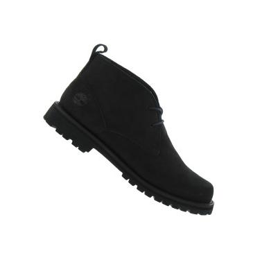 2d0fa1247e544 Bota Timberland Industrial Boot - Masculina - PRETO Timberland